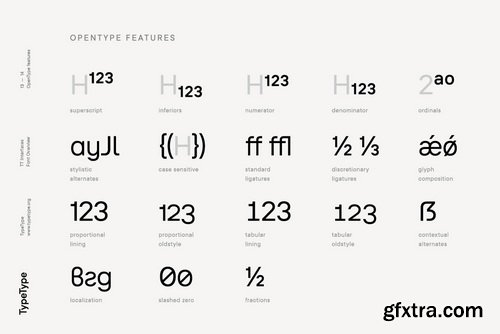 TT Interfaces Font Family
