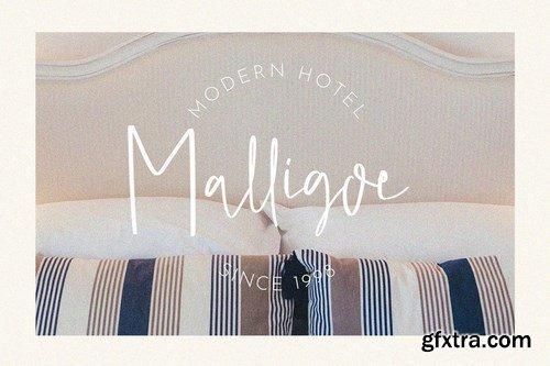CM - Malligoe - The Script Branding Font 4128967