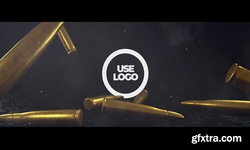 Videohive - Bullet Title - 24660202