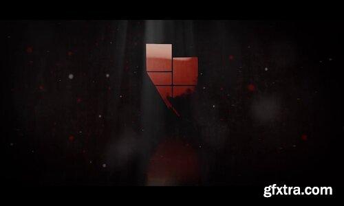 Videohive - Halloween Horror Logo - 24666335