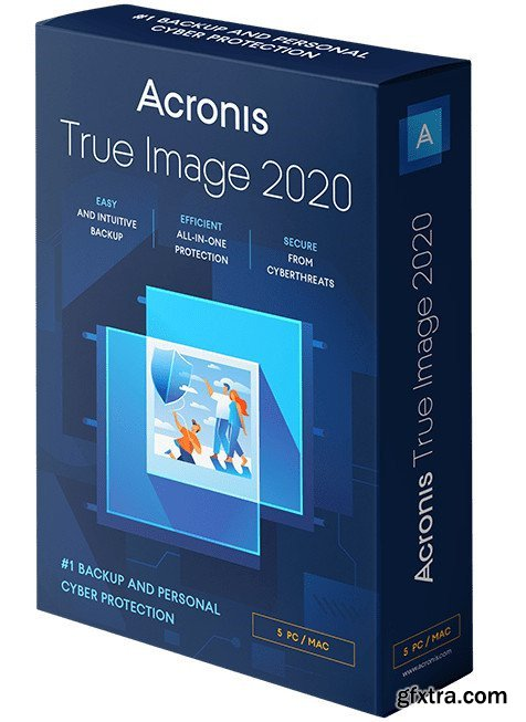 Acronis True Image 2020 Build 22510 Multilingual ISO