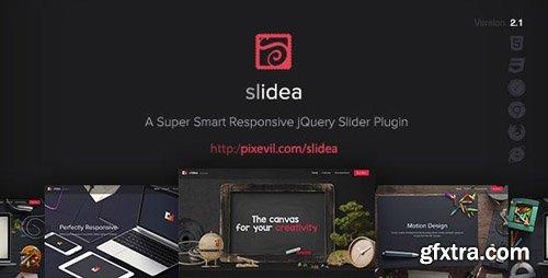 CodeCanyon - Slidea v2.1.4 - A Super Smart Responsive jQuery Slider Plugin - 17280222