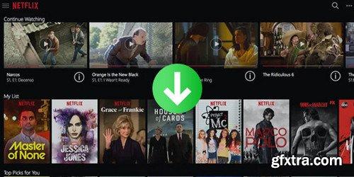 TunePat Netflix Video Downloader 1.4.1 Multilingual Portable