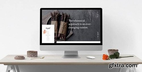 ThemeForest - Berghoef v1.0.0 - Contemporary Restaurant Drupal Theme - 24670855