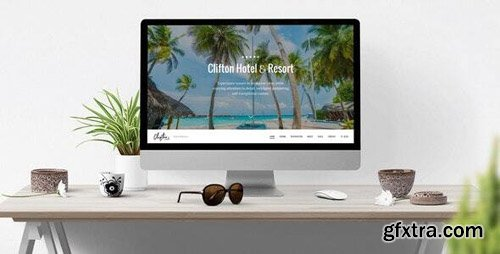 ThemeForest - Clifton v1.0.0 - Hotel & Resort - Travel Theme for Drupal - 24593401