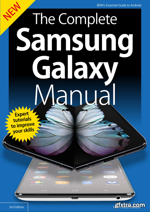 The Complete Samsung Galaxy Manual – 3rd Edition 2019