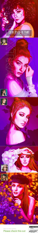 GraphicRiver - Color Splash Oil Paint 24544406