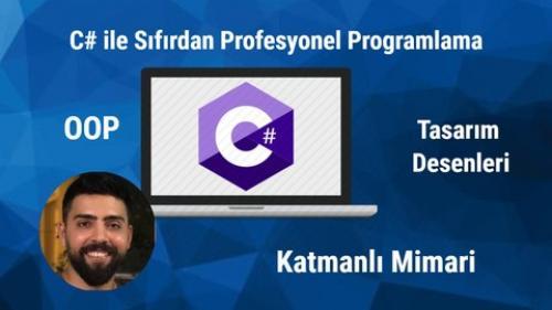 Udemy - C# Kursu: A'dan Z'ye Profesyonel Programc?l?k |26 Saat|2019