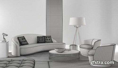 Cgtrader - BeInspiration 100 3D model