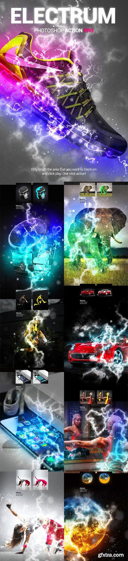 Gr - Electrum Photoshop Action [Re-Up]