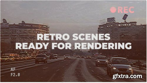 Retro Scenes 282595