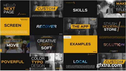 4k Creative Typography 285006
