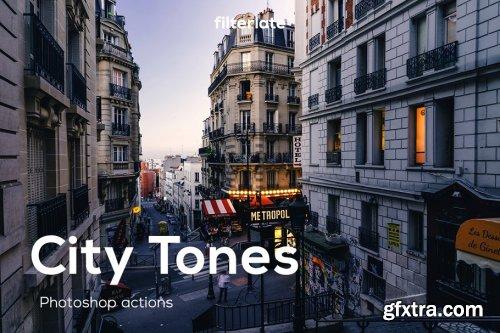 CreativeMarket - City Tones 4019209