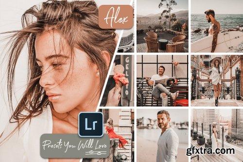 CreativeMarket - Alex Lightroom Preset 4008552