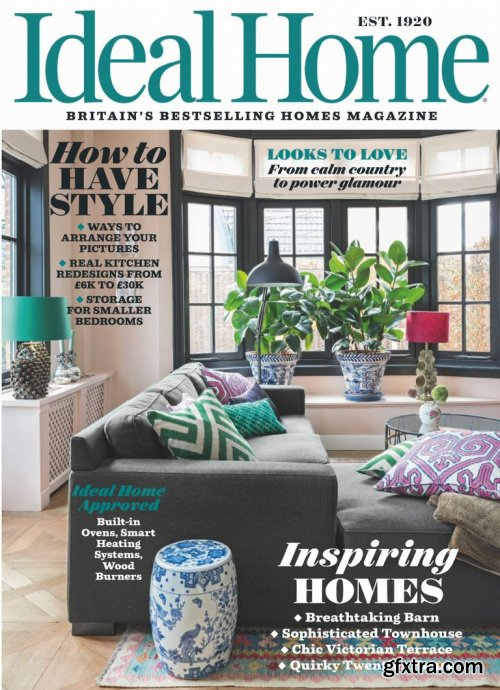 Ideal Home UK - October 2019