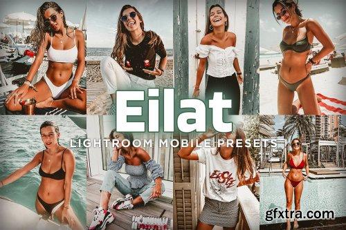 CreativeMarket - 7 Mobile Lightroom Presets Eilat 4059225