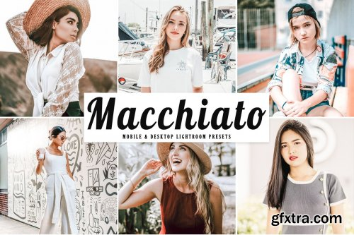CreativeMarket - Macchiato Mobile & Desktop Lightroom