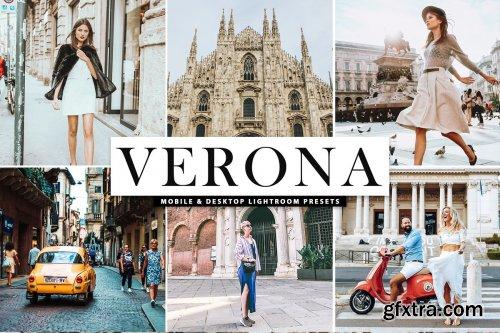 CreativeMarket - Verona Pro Lightroom Presets 4080145