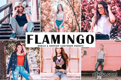 CreativeMarket - Flamingo Pro Lightroom Presets 4080521