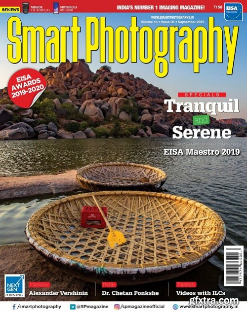 Smart Photography – October 2019