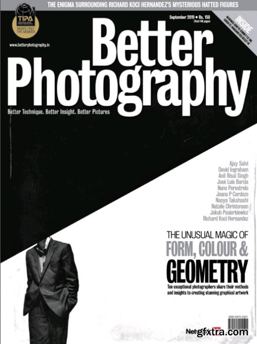 Better Photography - September 2019