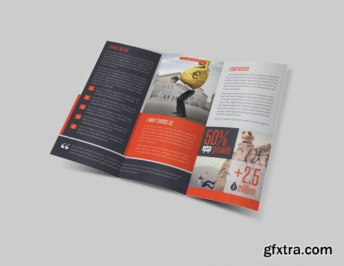 Corporate Trifold Brochure Vol 2