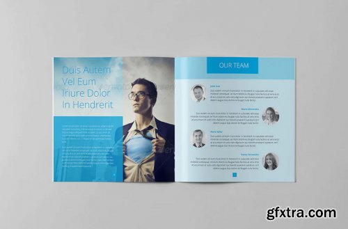 Square Corporate Brochure