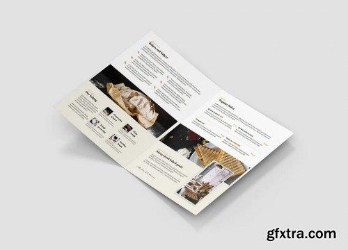 Brochure – Bakery Bi-Fold