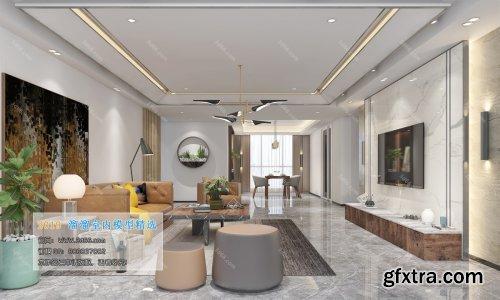 Modern Style Livingroom 99 (2019)