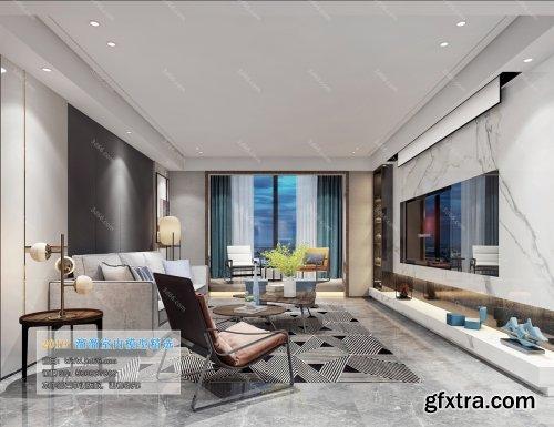 Modern Style Livingroom 98 (2019)