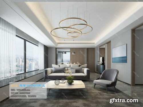 Modern Style Livingroom 100 (2019)
