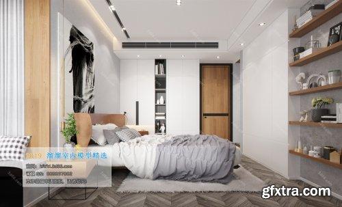 Modern Style Bedroom 90 (2019)