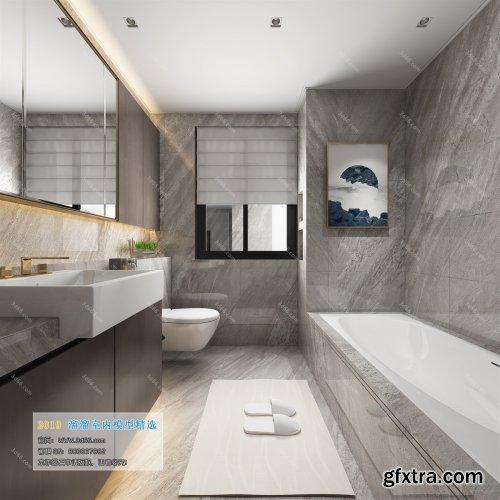 Modern Style Bathroom 27 (2019)