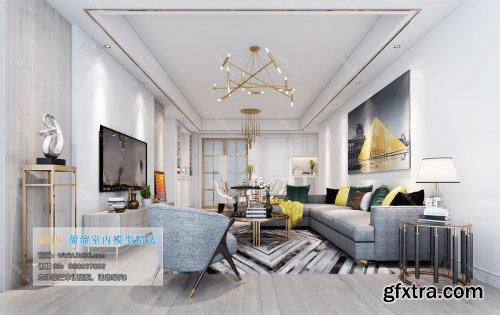 Modern Style Livingroom 102 (2019)