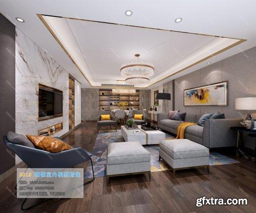 Modern Style Livingroom 101 (2019)