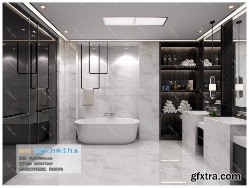 Modern Style Bathroom 29 (2019)