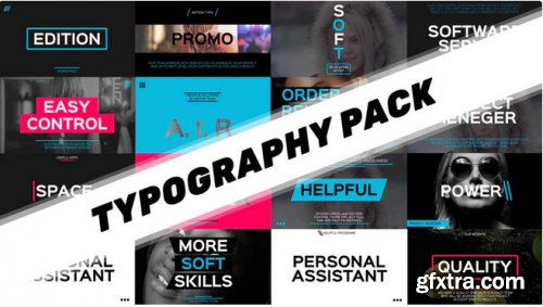 Typography Pack 288845