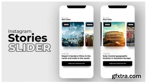 Instagram Stories Slider Shop - After Effects 282825