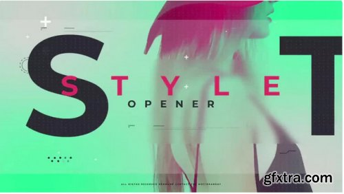 Style Opener V2 - After Effects 283869