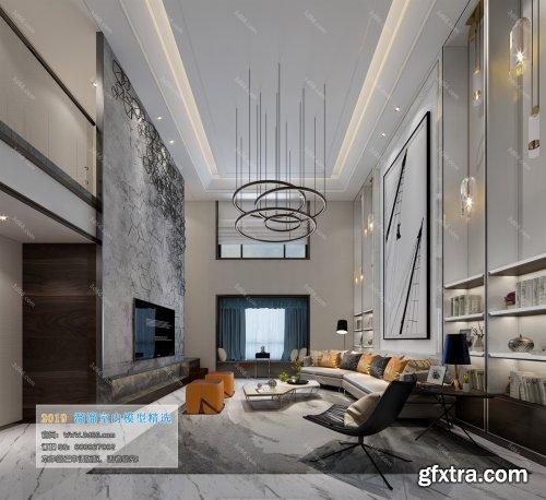 Modern Style Livingroom 106 (2019)