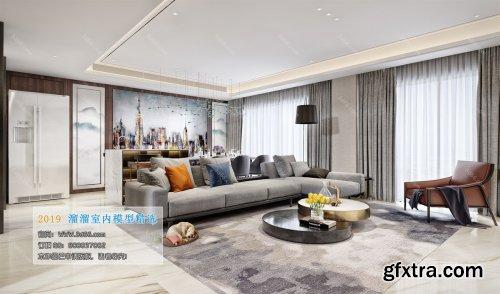 Modern Style Livingroom 107 (2019)