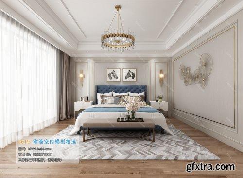 Modern Style Bedroom 94 (2019)
