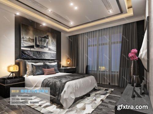Modern Style Bedroom 95 (2019)