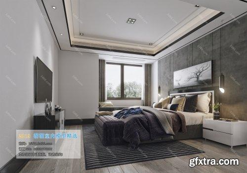 Modern Style Bedroom 96 (2019)