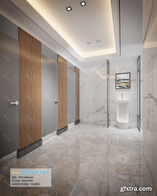 Modern Style Bathroom 32 (2019)