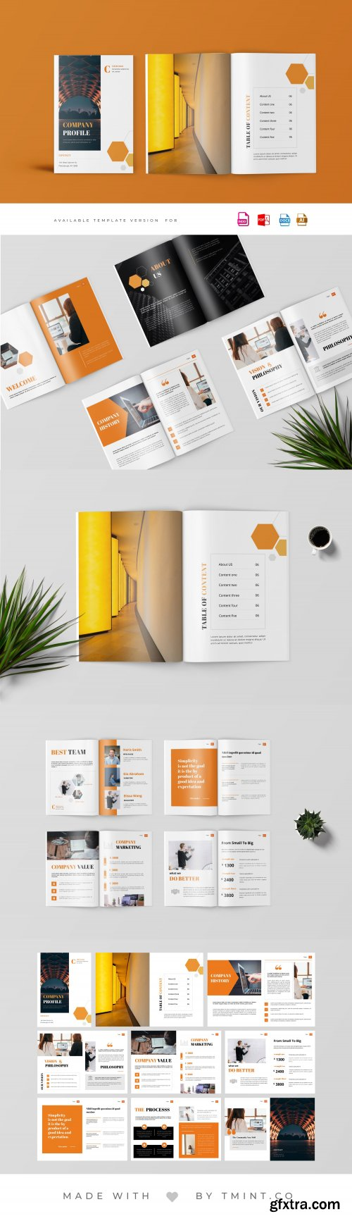 CreativeMarket - Company Project Proposal 4064428