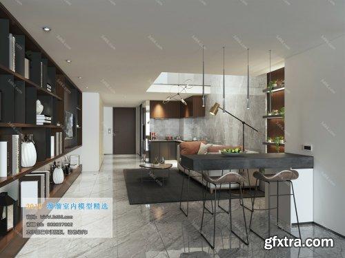 Modern Style Livingroom 110 (2019)