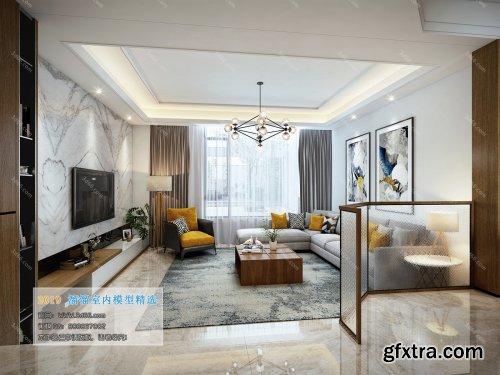 Modern Style Livingroom 109 (2019)