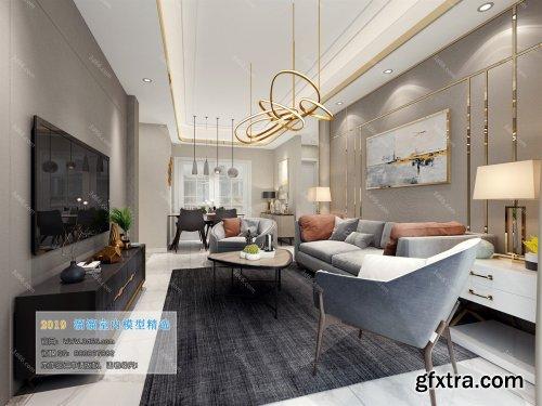 Modern Style Livingroom 111 (2019)