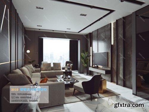 Modern Style Livingroom 112 (2019)